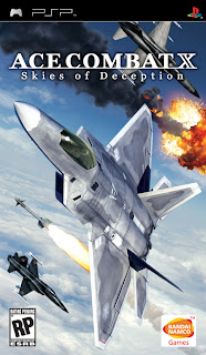 PSP ISO Ace Combat X Skies of Deception