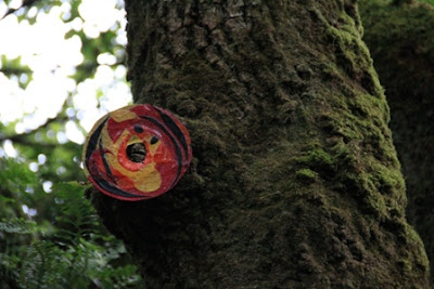 vinyles_dans un arbre du val sans retour