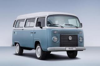 Volkswagen Kombi Last Edition (2013) Front Side