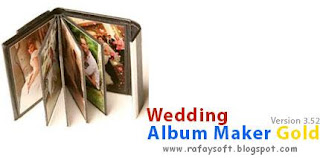 Free Download Wedding Album Maker Gold 3.52 with Serial Key Full Version