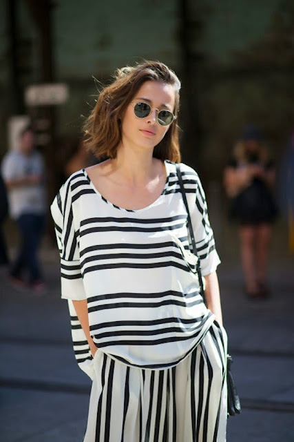 Summer Stripes Sreet Style