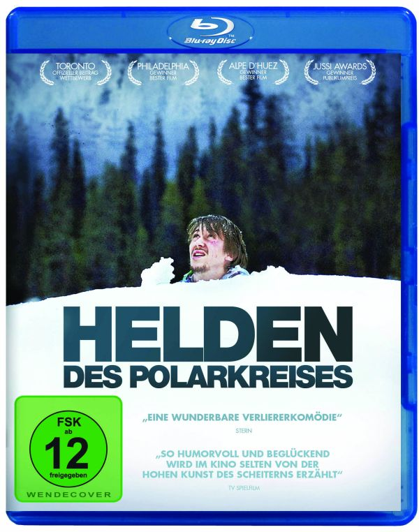 Helden des Polarkreises Blu-ray Cover