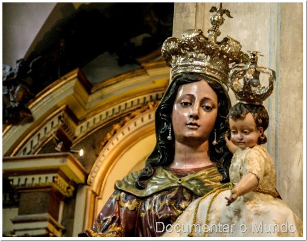 Estátua de Nossa Senhora do Socorro; Igreja de Nossa Senhora do Socorro; Mouraria