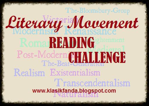 Literary Movement Reading Challenge 2015