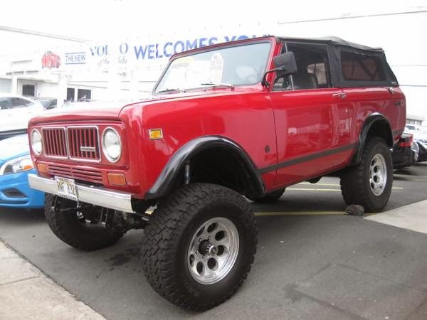 1973 International Scout For Sale 4x4 Cars