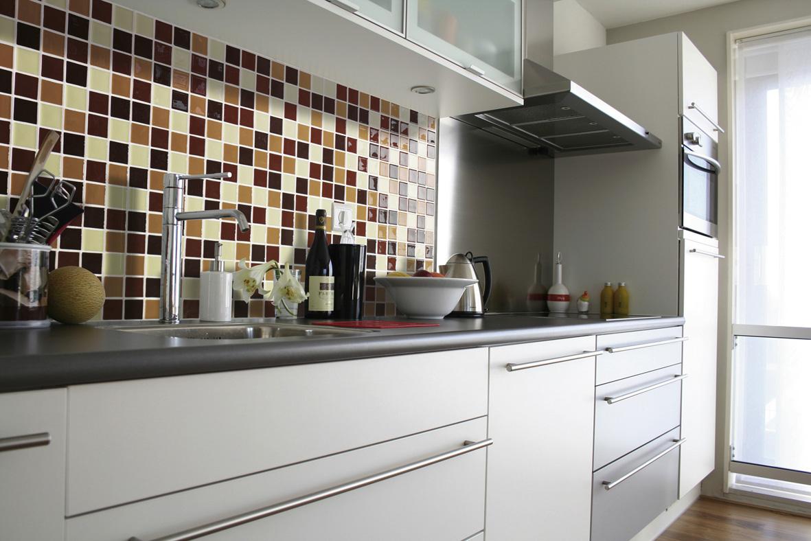 D nde economizar en la reforma de una cocina kansei - Cocinas con mosaico ...