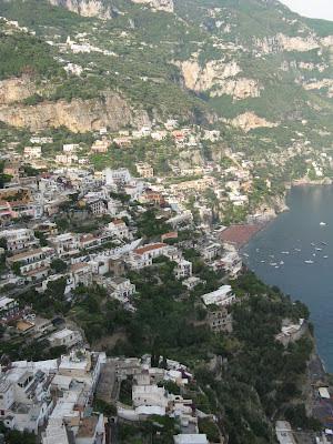 Summer Vacations to Amalfi Coast, Italia