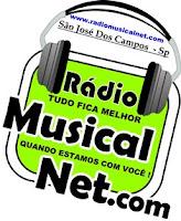 Web Rádio Musical Net da Cidade de São José dos Campos ao vivo