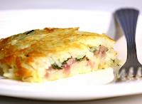 Batata Rosti com Agrião (vegana)