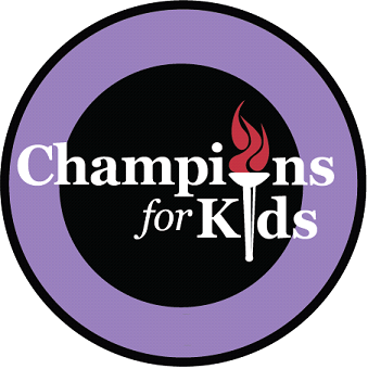 Champions For Kids Logo