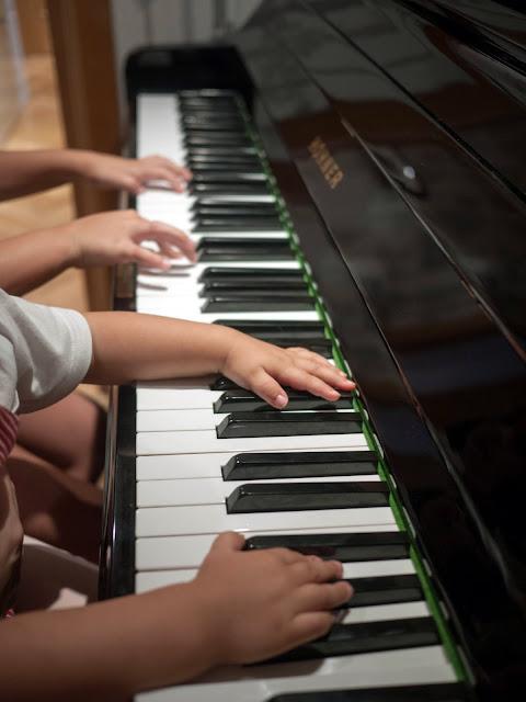 Piano a cuatro manitas