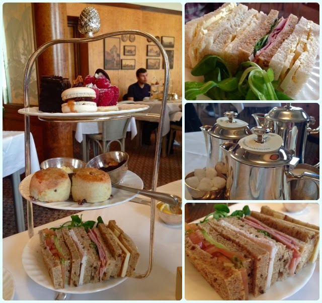 Betty's Tea Room, York - Afternoon Tea