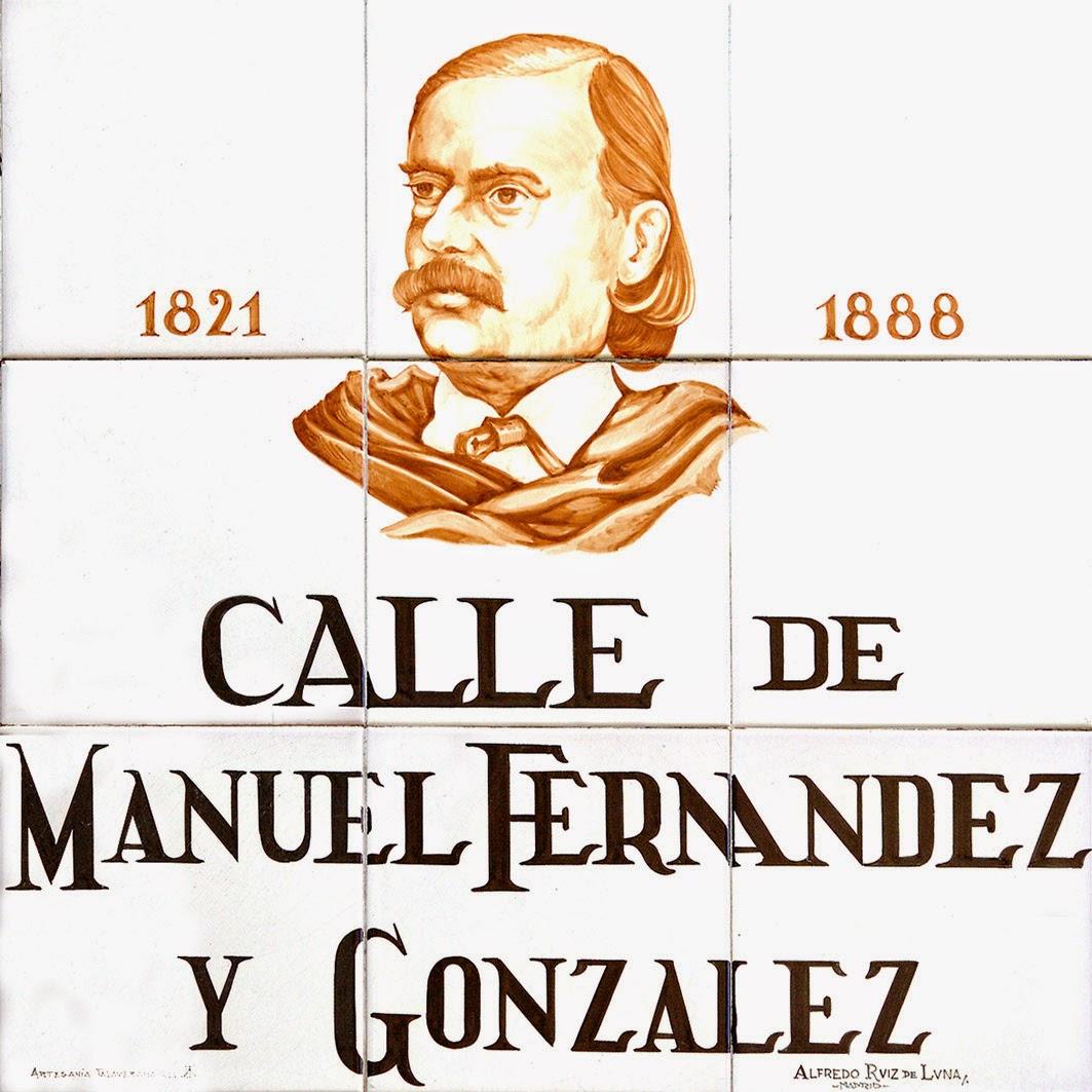 Calle de Manuel Fernandez y Gonzalez