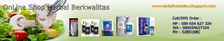 Pusat Herbal Aman dan Tanpa Efek Samping