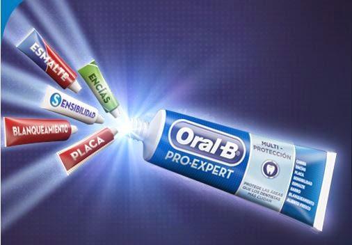 Oral-B Pro-Expert Gratis
