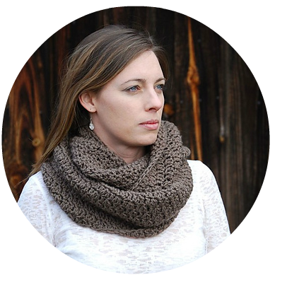 Crochet In Color Soft Stitch Cowl Pattern