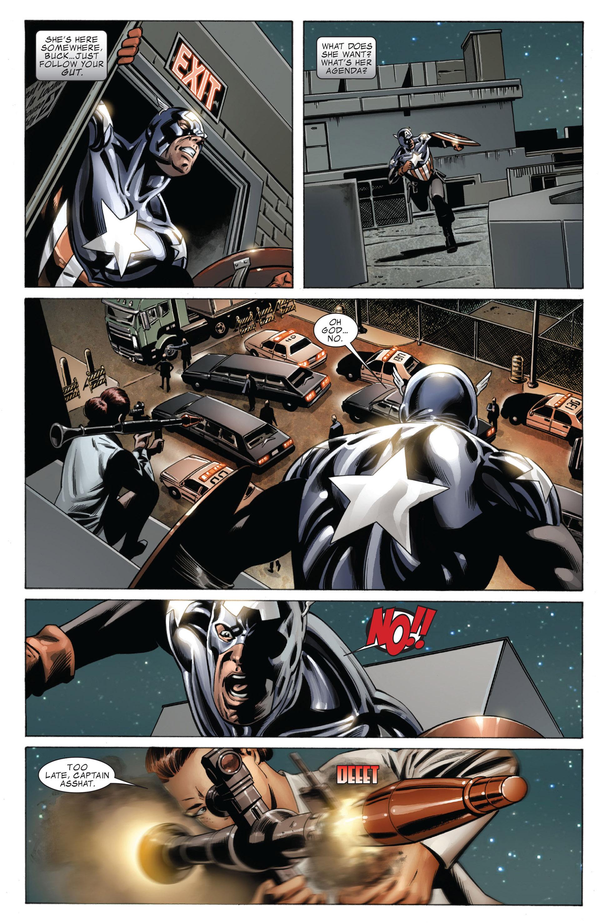Captain America (2005) Issue #42 #42 - English 14