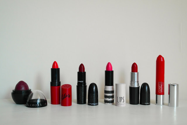 Favourite Lipsticks by What Laura did Next