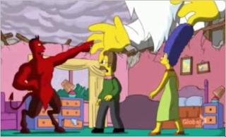 Simpsons censurado na Turquia