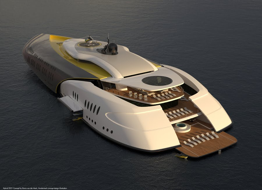Megayacht Global: Into The Future: The Superyacht Sub