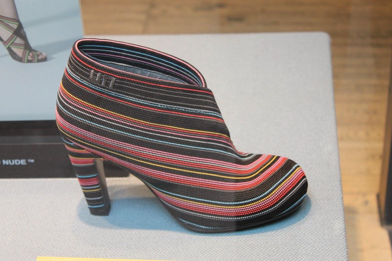 Seraphita, Unite Nude, Spring Summer 2014, Shoes, Evento, Aniversario, EAMZ, Diseño, Carmen Hummer