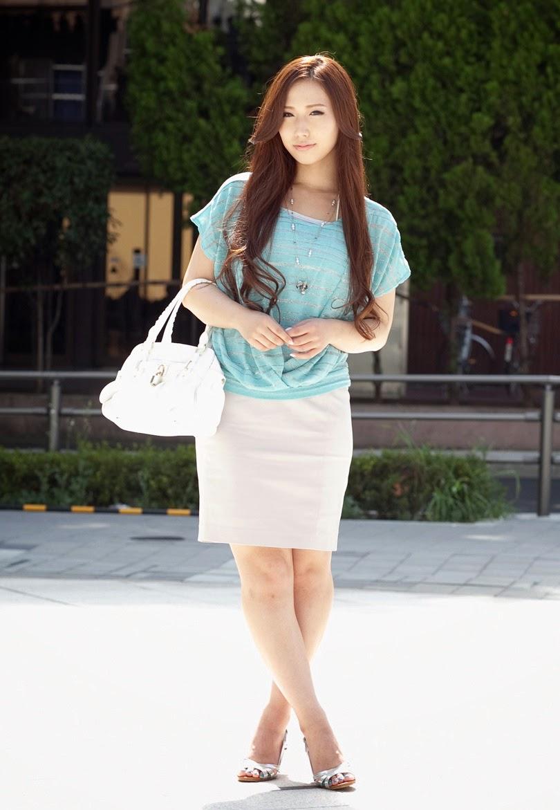 Gái xinh Ai Sayama 1 con trông mòn con mắt 3