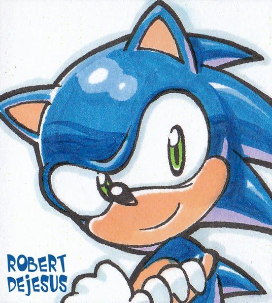 Sonic Fark Bulmaca Oyunu
