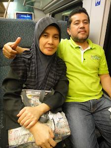 mak dan ayah ~