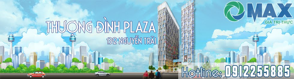 Thượng Đình Plaza - 132 Nguyễn Trãi