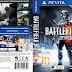 Capa Battlefield 3 Skyrise PS Vita