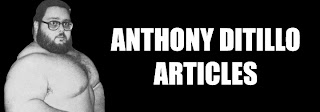 Anthony Ditillo Articles - DitilloStrength.com