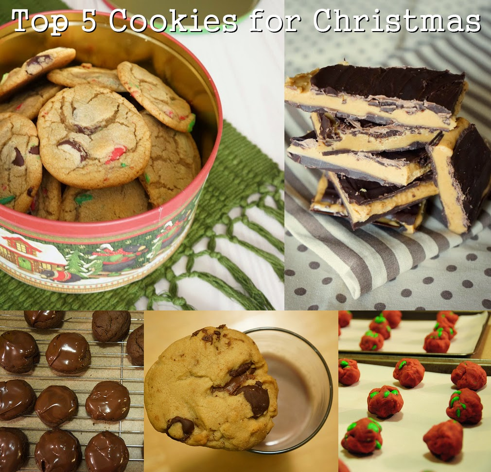 Top 5 Christmas Cookie Recipes