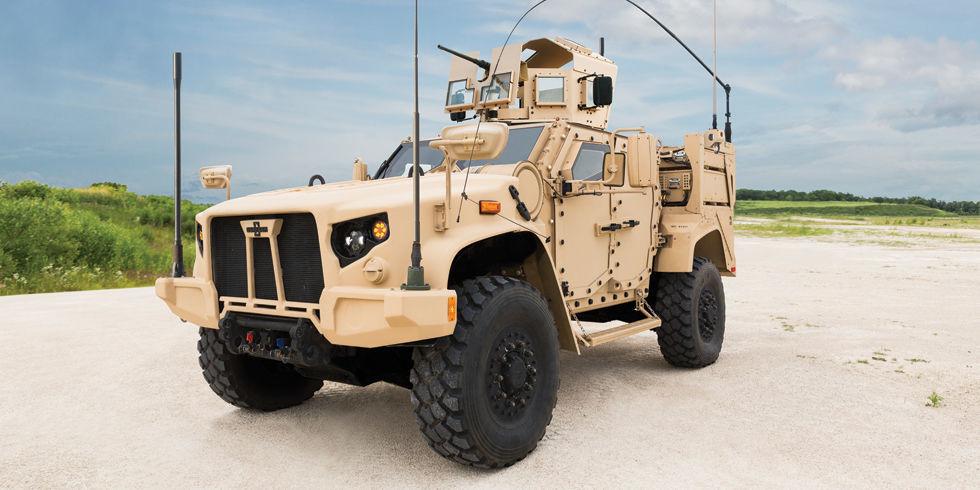 Oshkosh's L-ATV