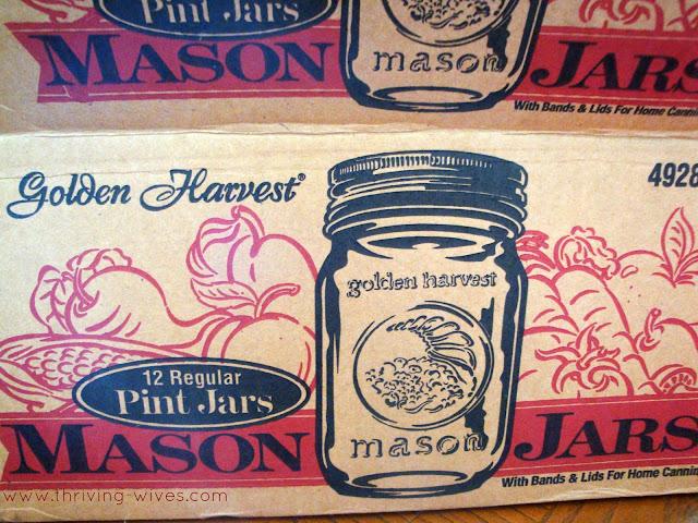 DIY Mason Jar/Paper Lanterns