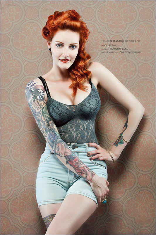Confira As Melhores Tatuagens Femininas J Vistas