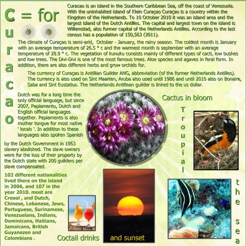March.2016. C= for Curacao info (Custom)