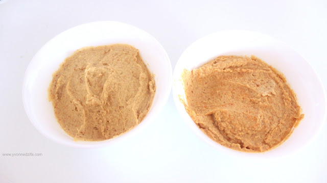 Healthy humus recipe from scratch