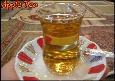 Apple Tea for healthy life