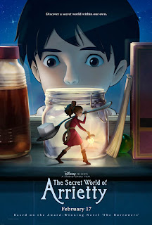 Ver online:El Mundo Secreto De Arrietty (The Borrowers / The Secret World of Arrietty) 2010