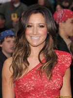 Ashley Tisdale Pirates of the Caribbean 4 Premiere
