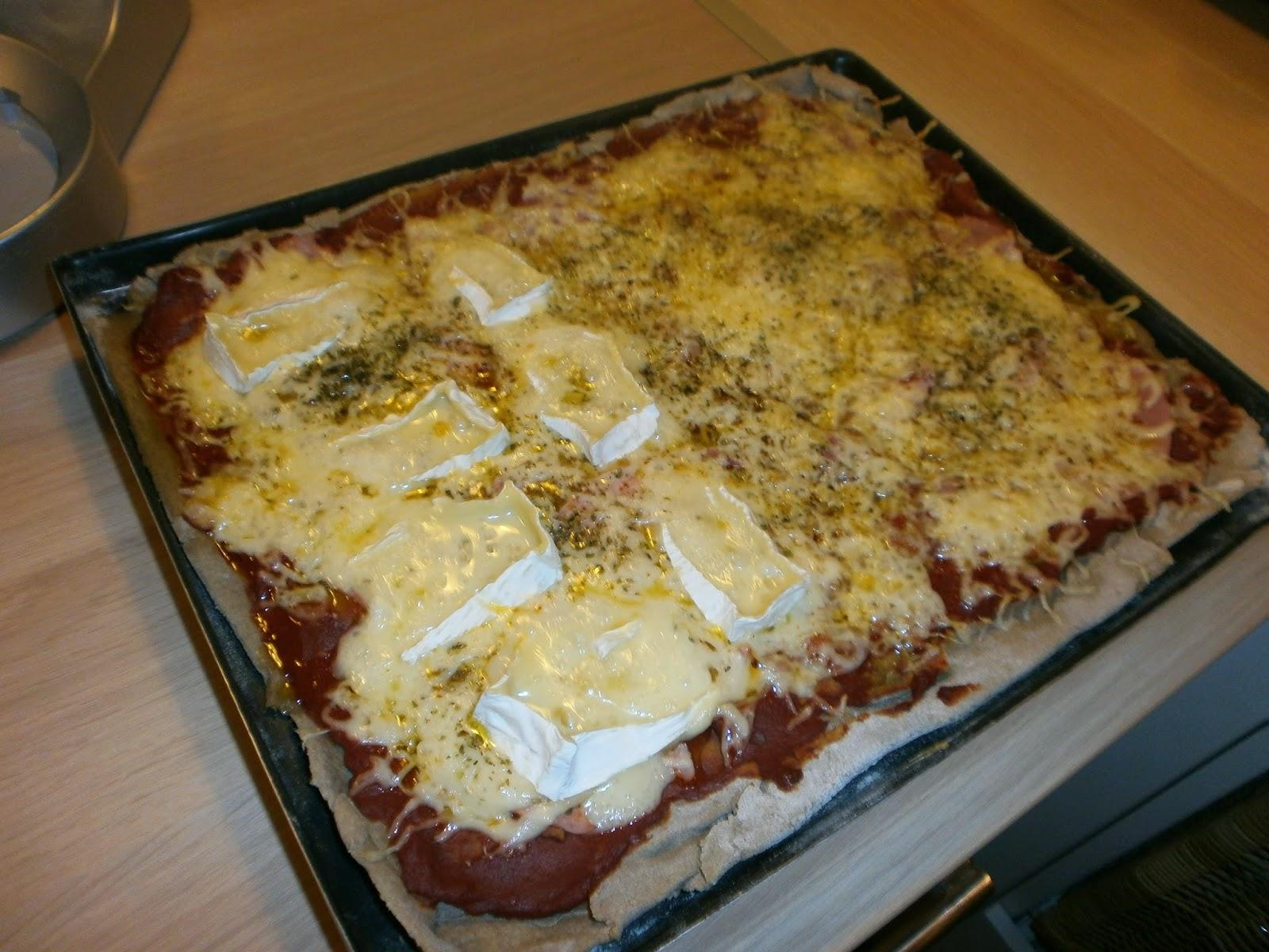 au bout de ma plume p 226 te 224 pizza version sarrasin
