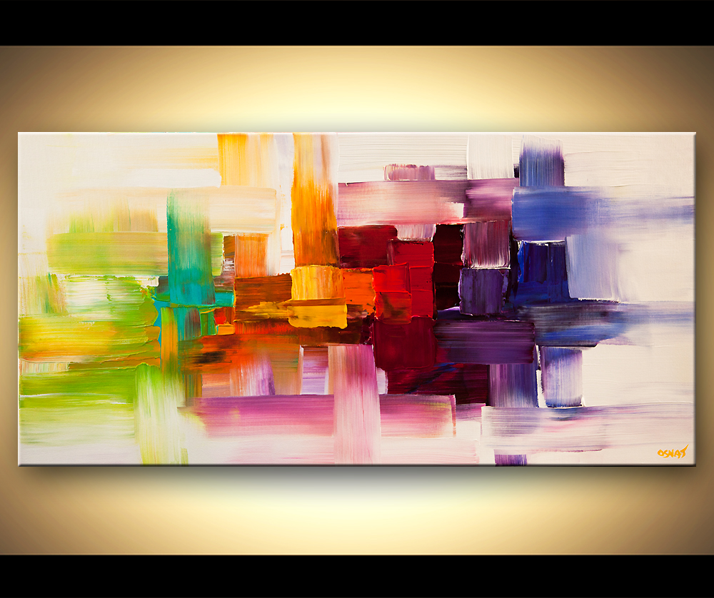 abstract art by osnat tzadok may 2013