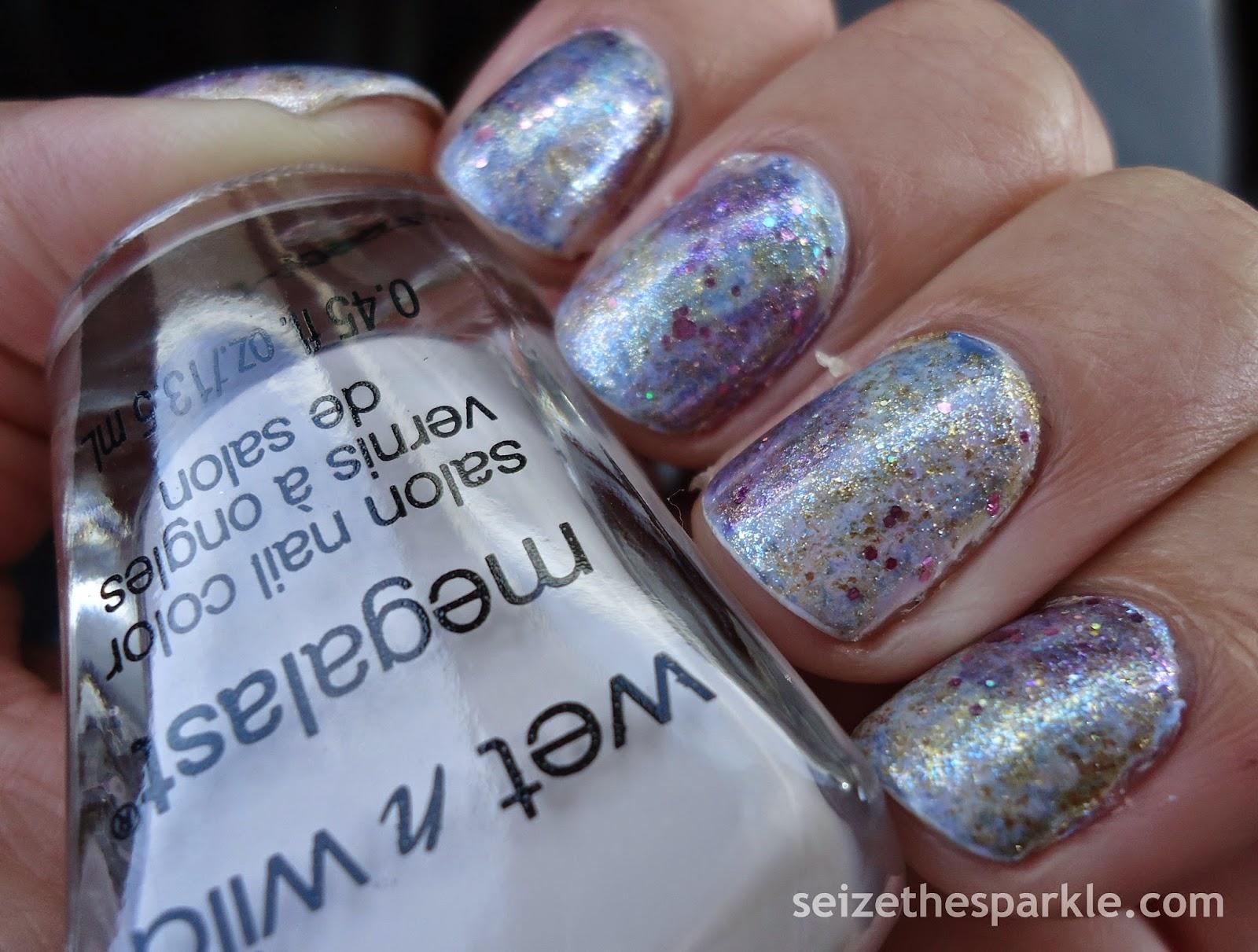 Faerie Seriotype Manicure