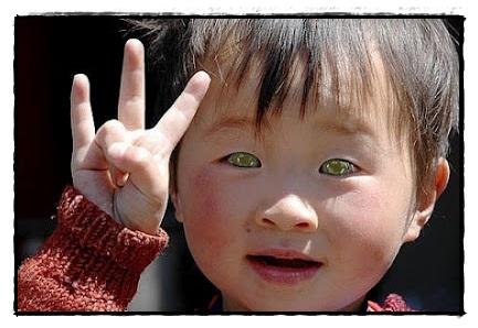 Tanda kebesaran Allah... Nong Youhui miliki mata seperti kucing.
