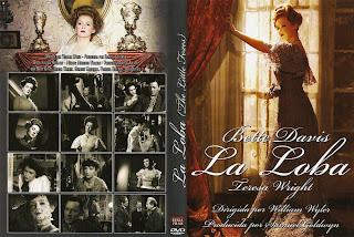 Carátula dvd: La loba