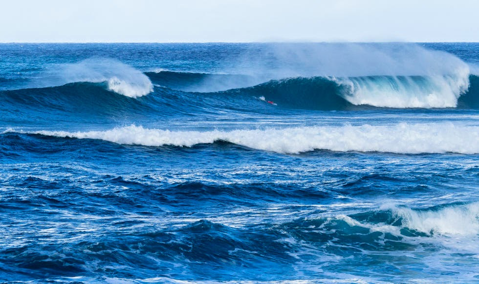 50 Vans World Cup of Sufing 2014 Sunset Lineup  Foto ASP