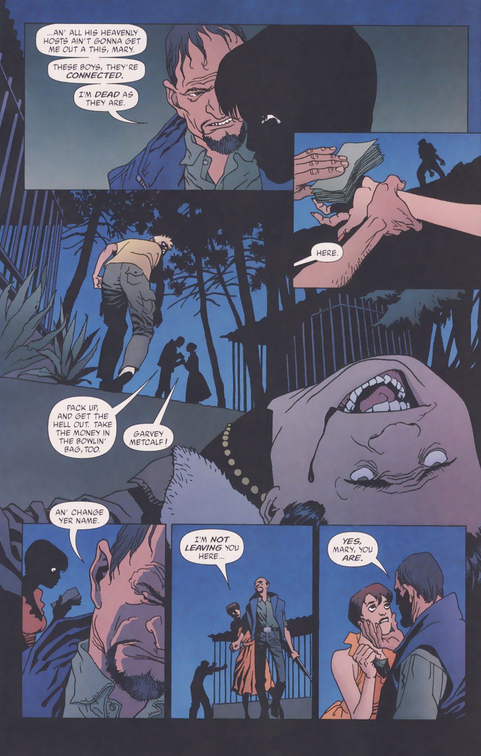 100 Bullets 49 Page 7