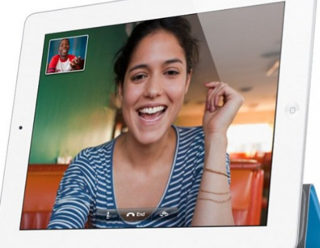 Apple iPad Mini facetime
