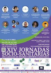 JORNADAS SOCIO SANITARIAS 2016