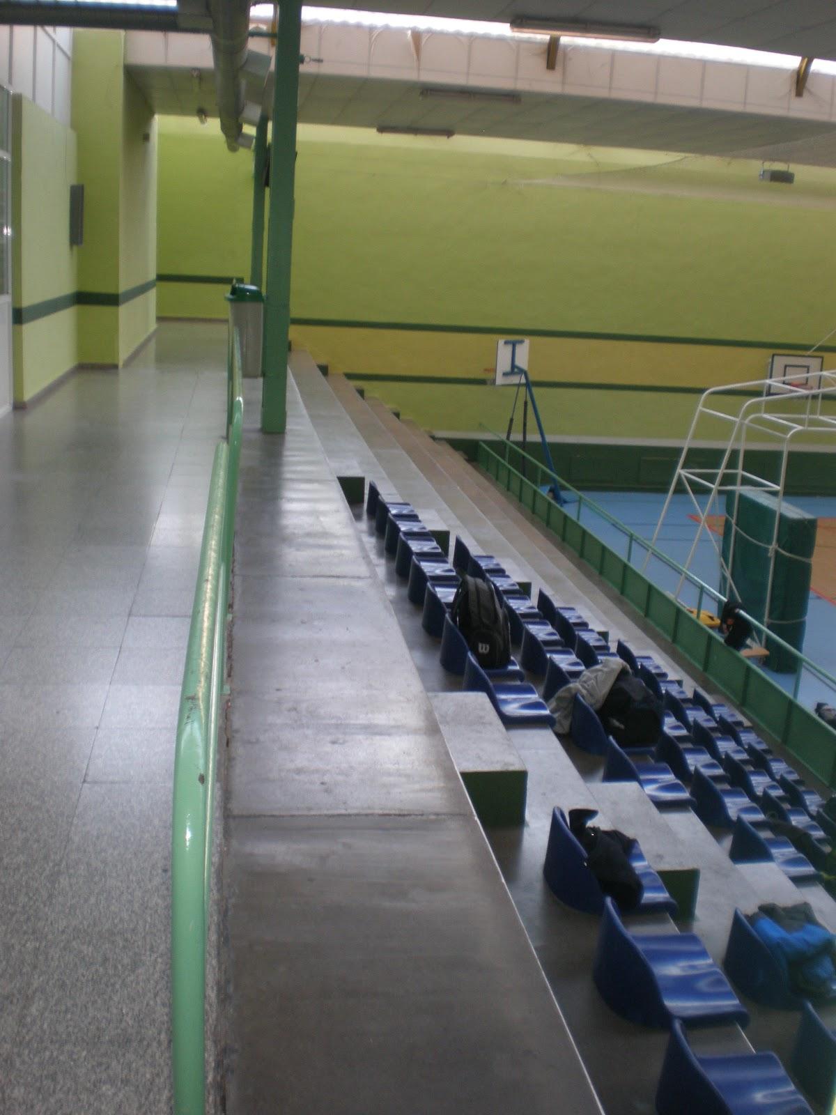 Act f sico deportivas personas con discapacidad el - Polideportivo manzanares el real ...